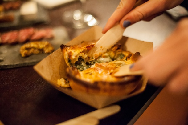 spinach and artichoke pie