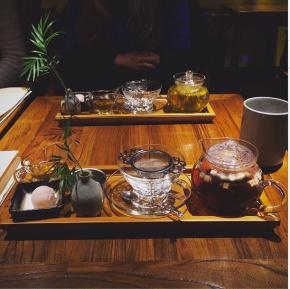 The Green Teahouse
