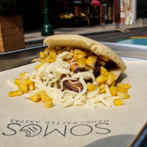 Celebration of Venezuelan Food and Culture at Somos Handcrafted Arepas